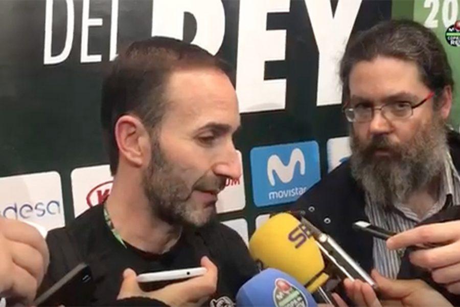 Copa del Rey 2017, Sito Alonso
